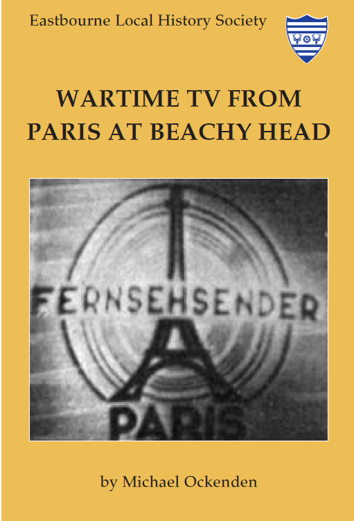 Wartime TV from Paris at Beachy Head by Michael Ockenden